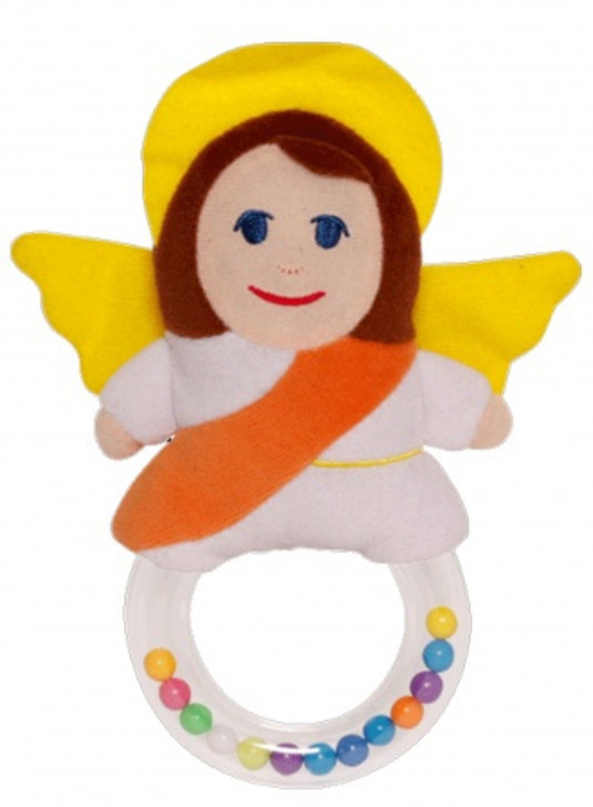 Guardian Angel Rattle