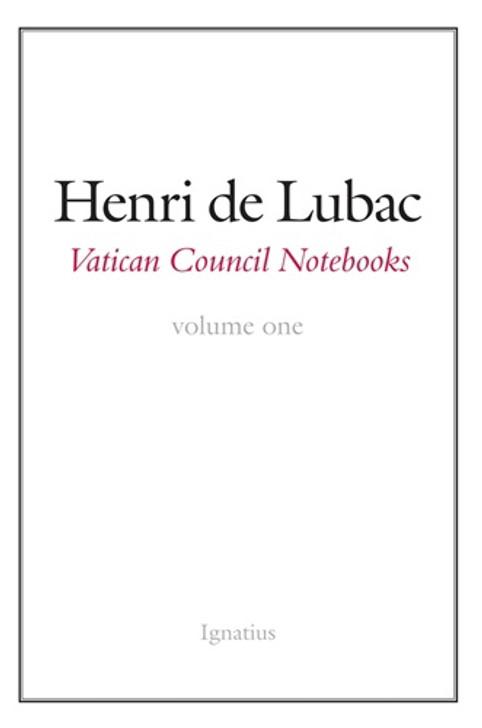 Vatican Council Notebooks