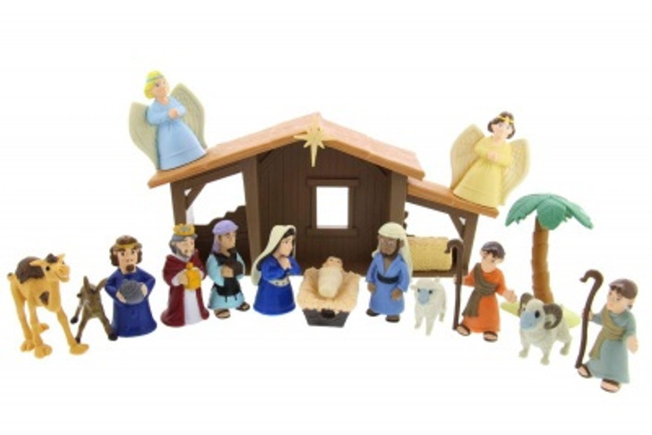 Tales of Glory Nativity Set