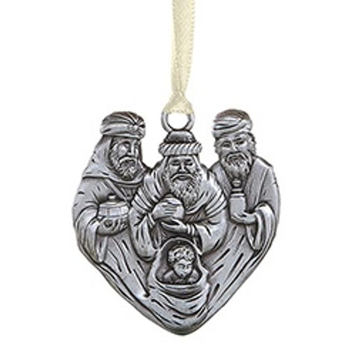 Wisemen Antique Christmas Ornament -D46068