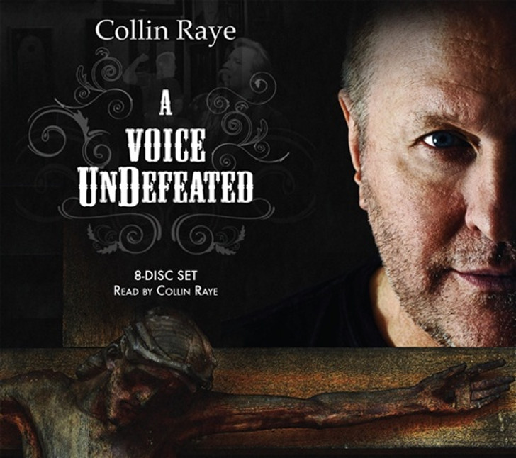 A Voice Undefeated Audio Book