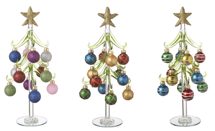 Christmas Trees with Ornaments EX29353