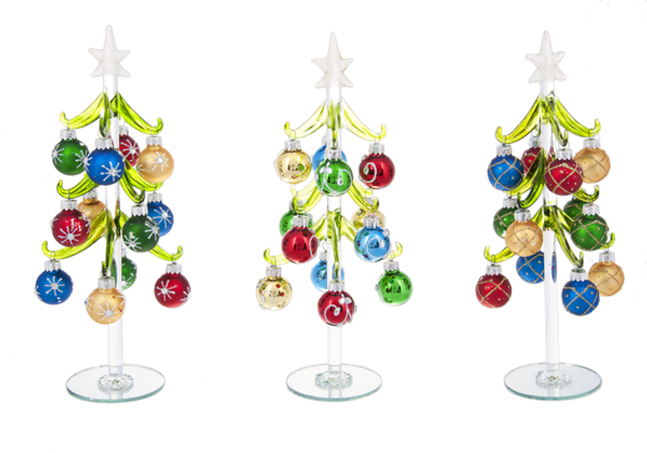 Christmas Tree with Ornaments EX26439