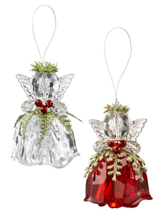 Rosebud Angel Ornaments KK374