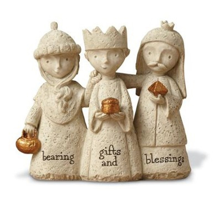 Bless You Nativity, Kings, Set of 3