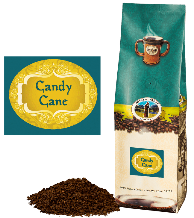 Candy Cane 12oz ground