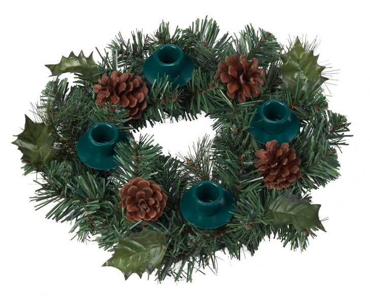 Holiday Traditions Advent Wreath VC910