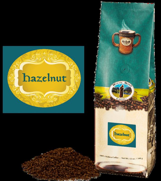 Flavored_Coffee_Hazelnut_Ground 12 oz
