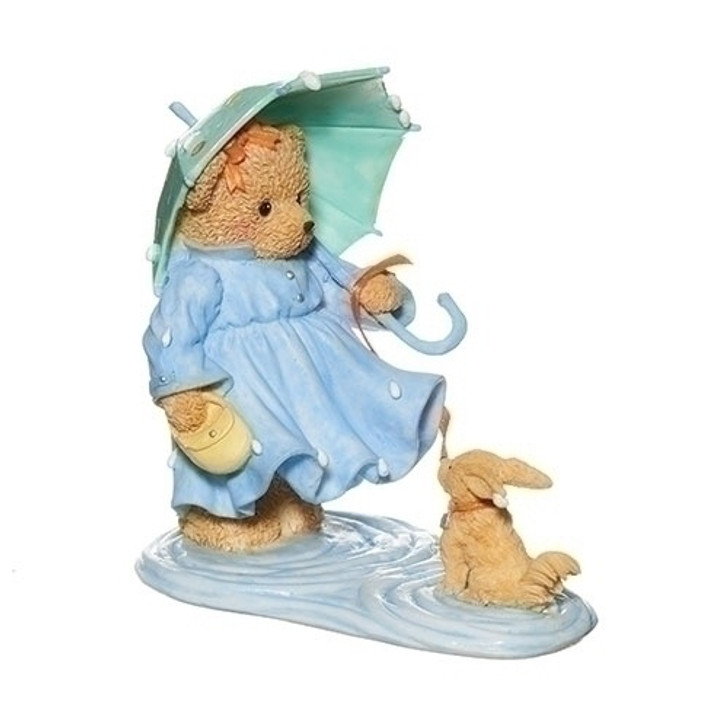 SPRING SHOWERS - JEANNE CHERISHED TEDDIES 12923