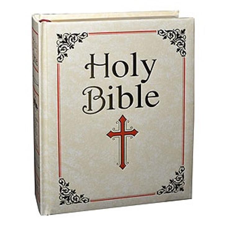ST. JOSEPH NABRE FAMILY EDITION-Ivory