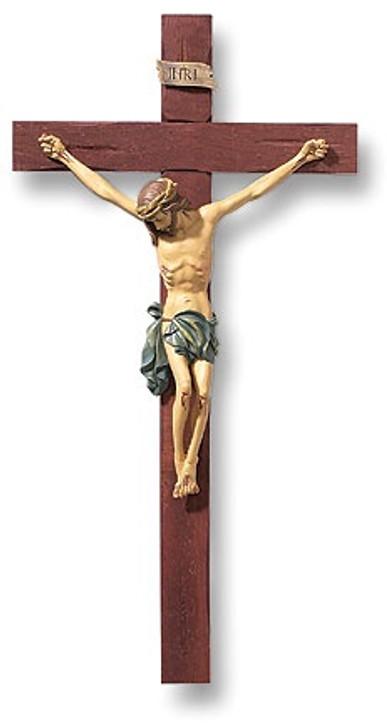 "13"" Tomaso Roma Crucifix HS107"