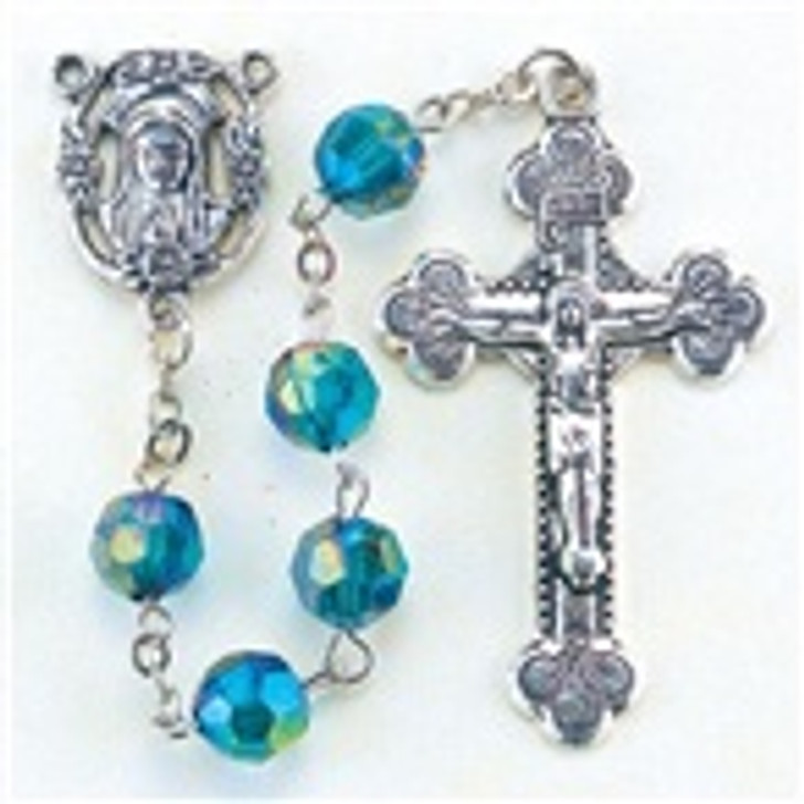 BIRTHSTONE ROSARY 272MAY