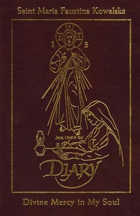 Diary of St. Maria Faustina Kowalska-Leather