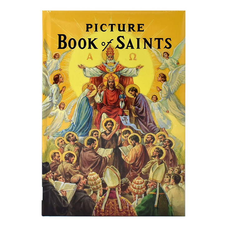 Picture Book of Saints 21050