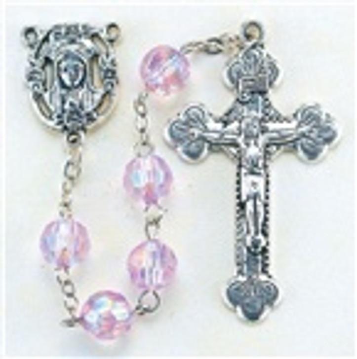 Birthstone rosary June