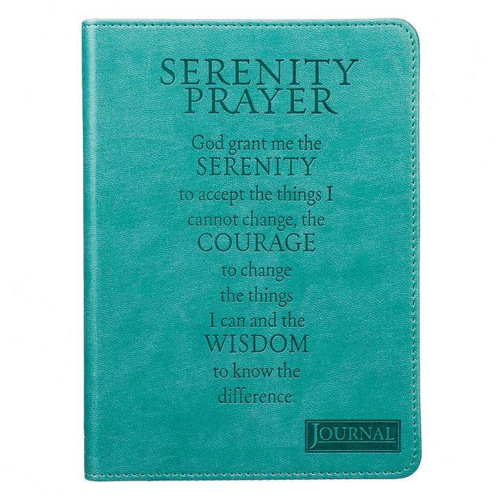The Serenity Prayer Handy-sized Journal JL056
