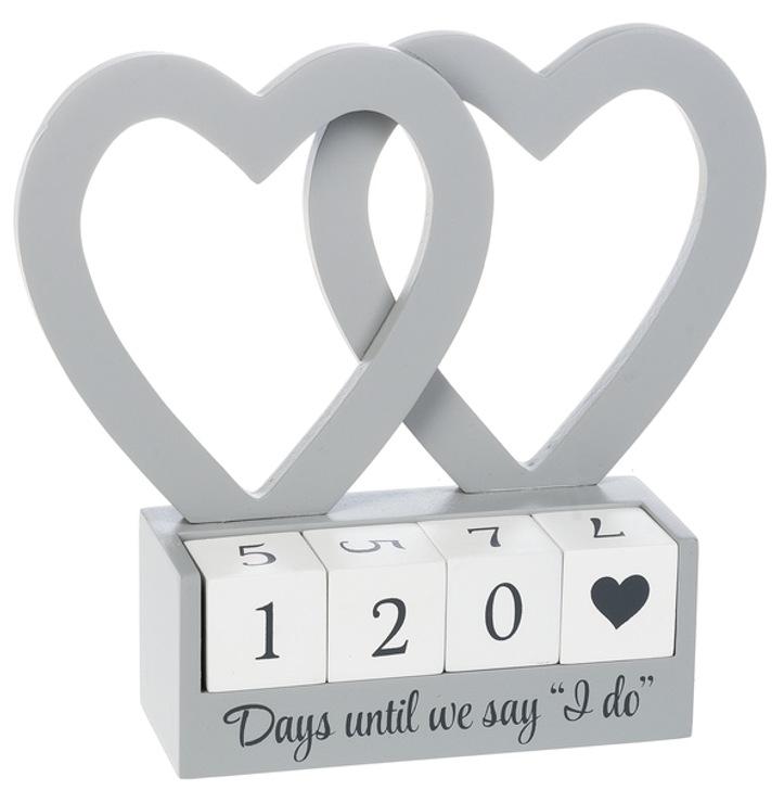 Countdow Calendar - Days until we say I Do ER67200
