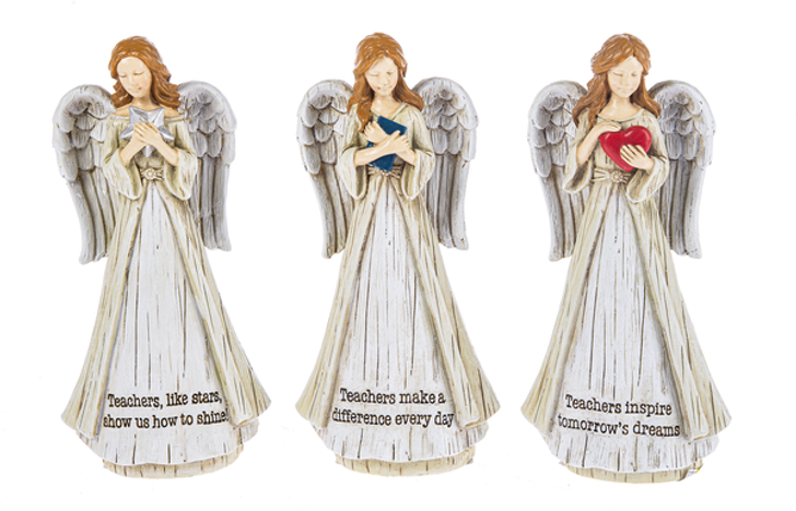 Teacher Angel Figurines