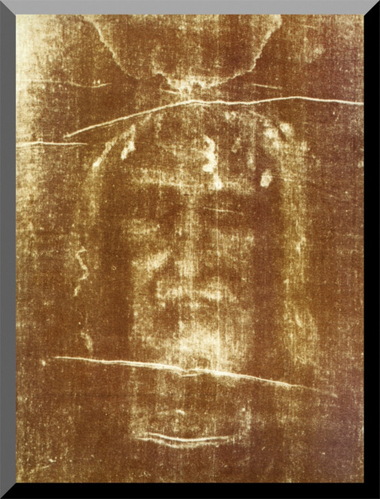 Shroud of Turin Wall Plaque WP-1016D