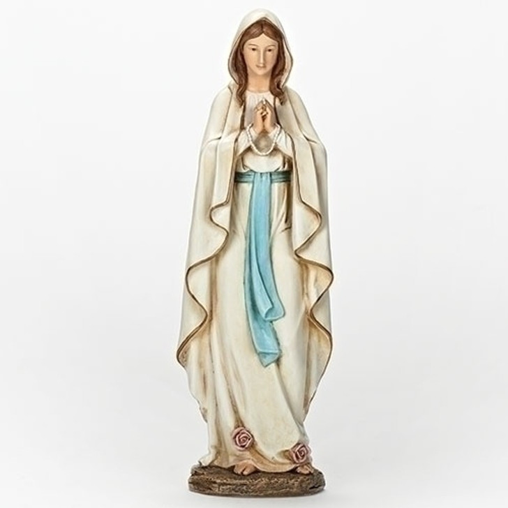"""13.5""""H OUR LADY OF LOURDES 65854"""