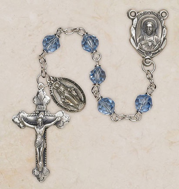 Vienna Collection Cielo Lock-Link Rosary SO26CL5D