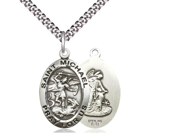 St. Michael the Archangel 4145RSS--18S-LC