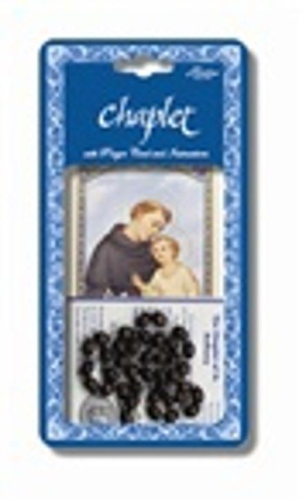 SAINT ANTHONY DELUXE CHAPLET 069-05