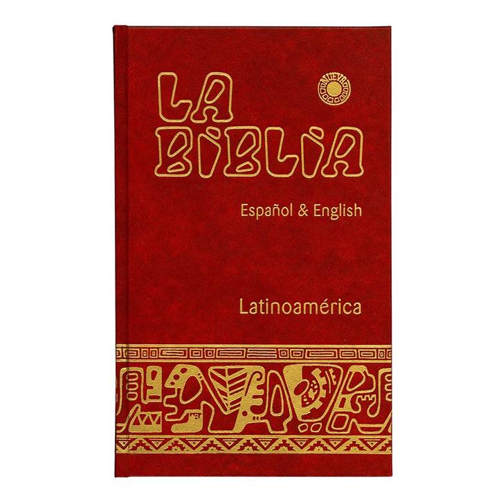 La Biblia Latinoamerica Bilingual Edition Deluxe TC353