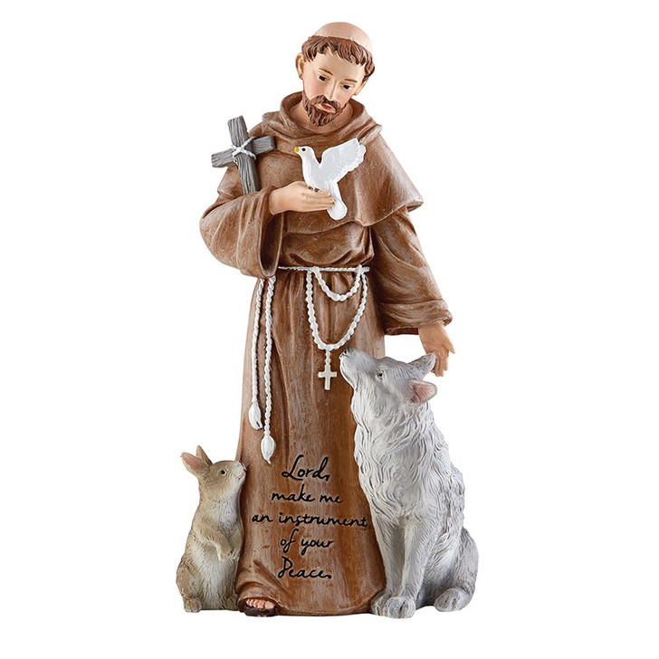 Saints Of God - Saint Francis D3024
