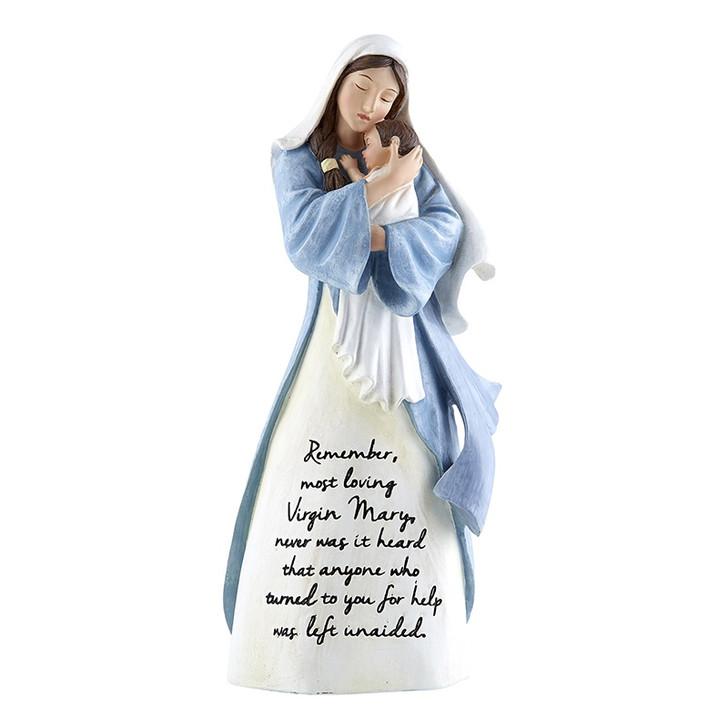 Saints Of God - Madonna And Child D3021
