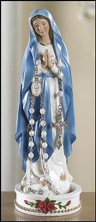 Madonna Rosary Holder TC474