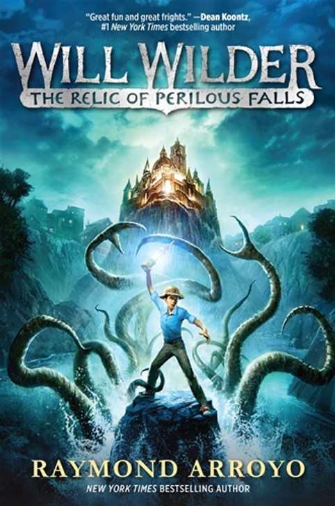 Will Wilder No 1-The Relic of Perilous Falls