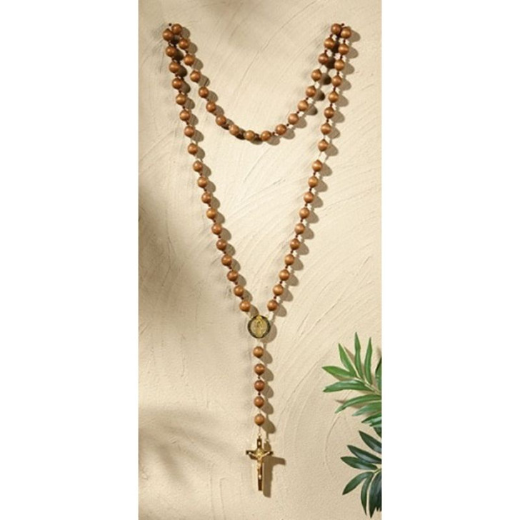 St Benedict Wall Rosary WC025