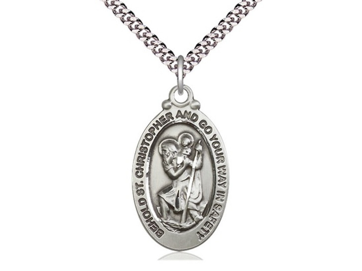 St Christopher 4145CSS_24S