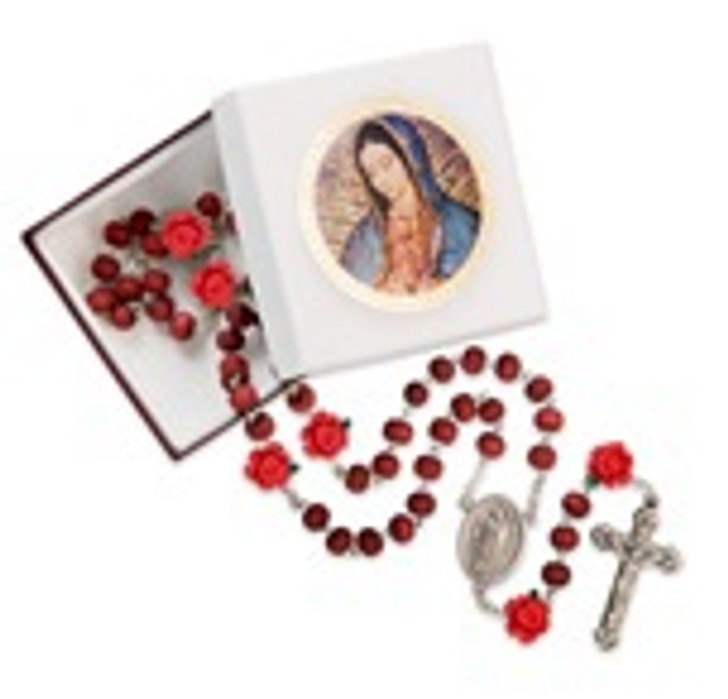 OUR LADY OF GUADALUPE ROSARY 1166