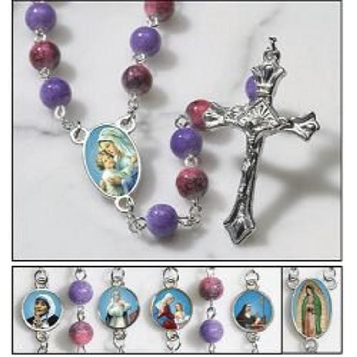 Saints for Girls Rosary
