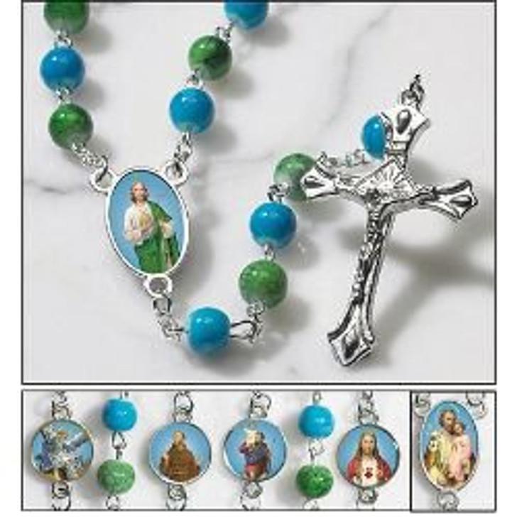 Saints for Boys Rosary