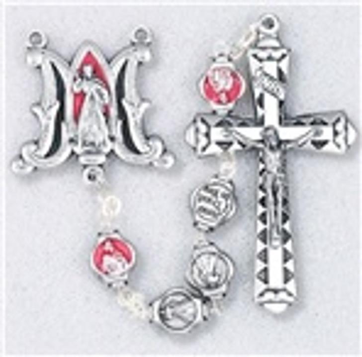 DIVINE MERCY PREMIUM HANDCRAFTED ROSARY 249DM