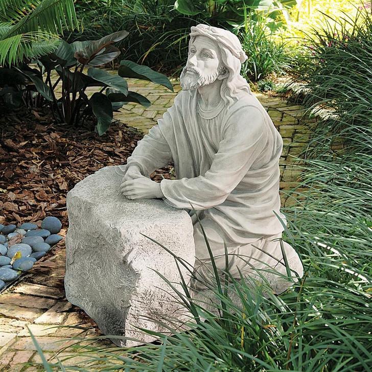 Jesus in the Garden of Gethsemane KY1342