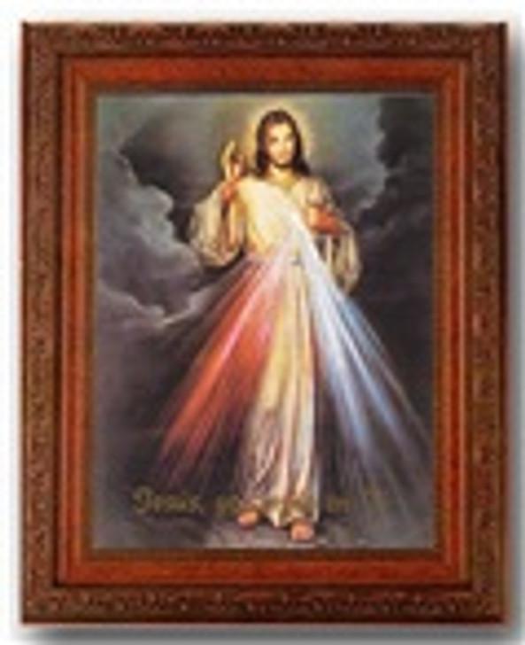 161-124 DIVINE MERCY (SPANISH)