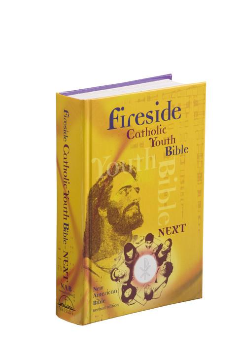 Fireside Catholic Youth Bible NEXT NABRE Hardcover