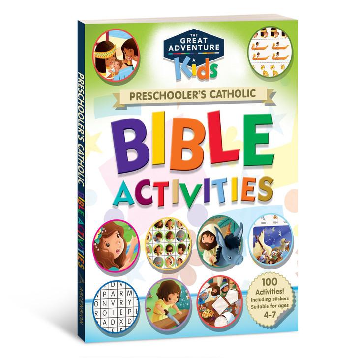 Preschooler's Catholic Bible Activities, Ages 4-7