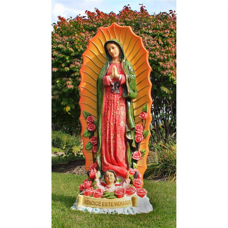 The Virgin of Guadalupe QL3909
