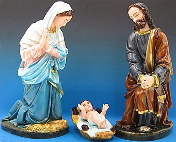 Nativity Holy Family and 3 Kings SA3650C/SA365c