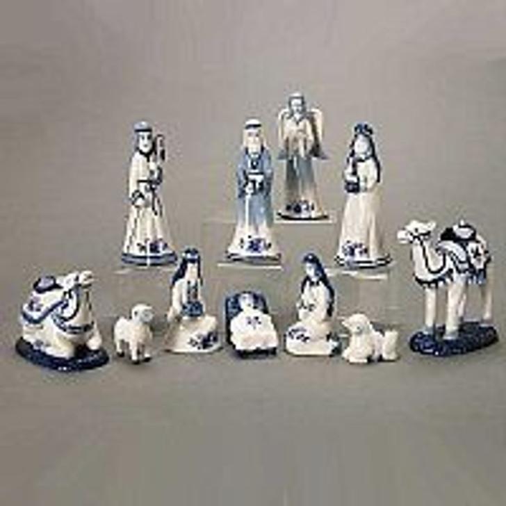 Delft Blue Nativity Set G2006