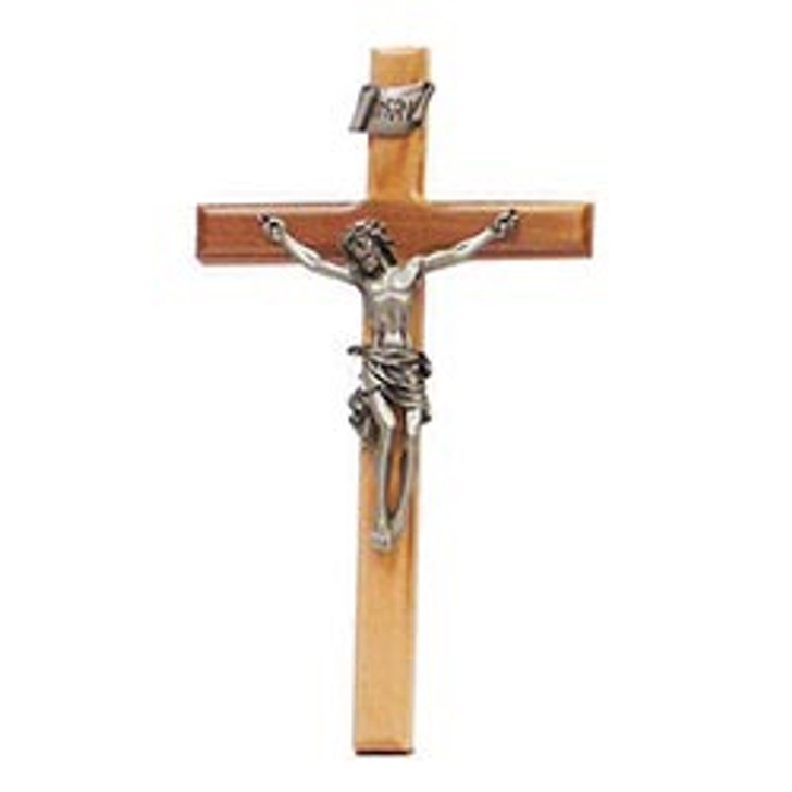 Beveled Edge Crucifix JC-4108-E