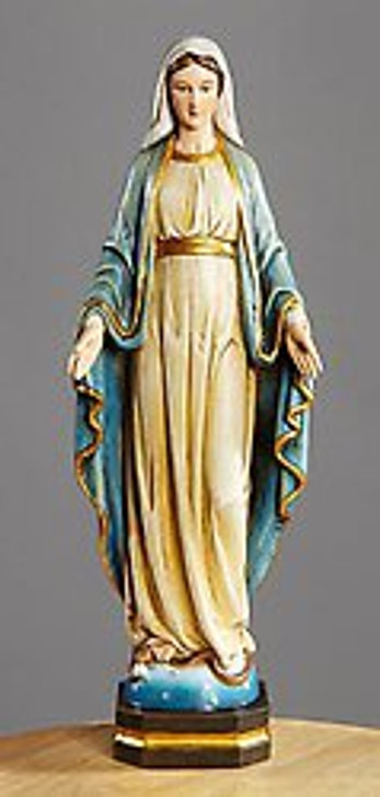 """12"""" VG Our Lady Of Grace WC004"""