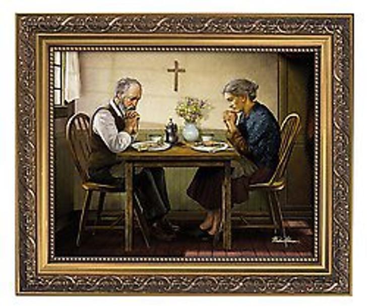 Thanksgiving Framed Print 79-1297