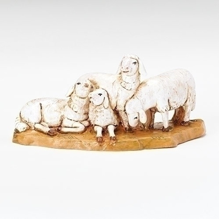 """5"""" SCALE SHEEP HERD FOR 54097 54098"""