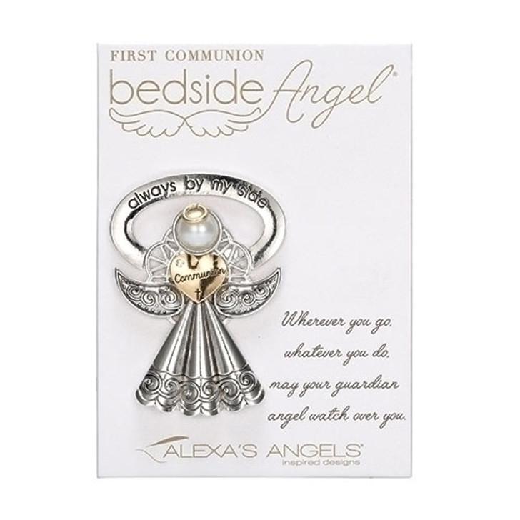 "2.5"" RHD BDSDE ANGEL-1ST COMM BEDSIDE CARDING"
